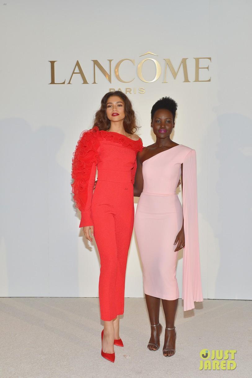 zendaya new lancome ambassadress lupita nyongo 124242620