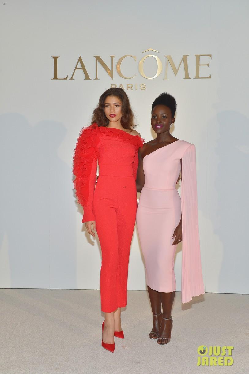 zendaya new lancome ambassadress lupita nyongo 174242625