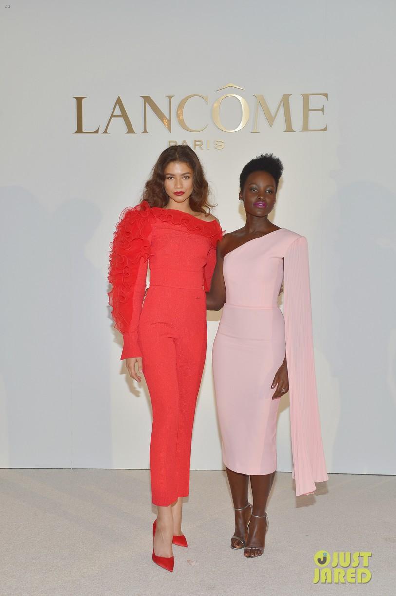 zendaya new lancome ambassadress lupita nyongo 184242626