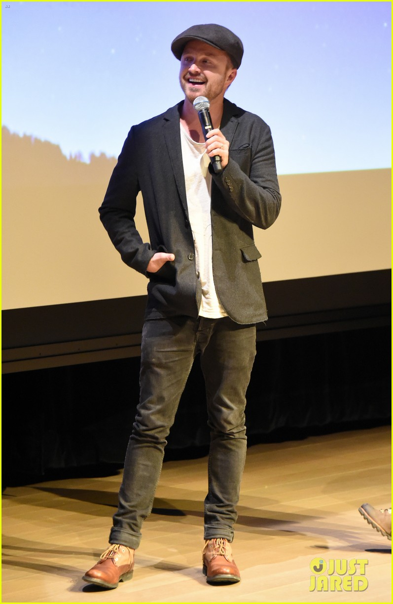 aaron paul daughter story sun valley film festival 03