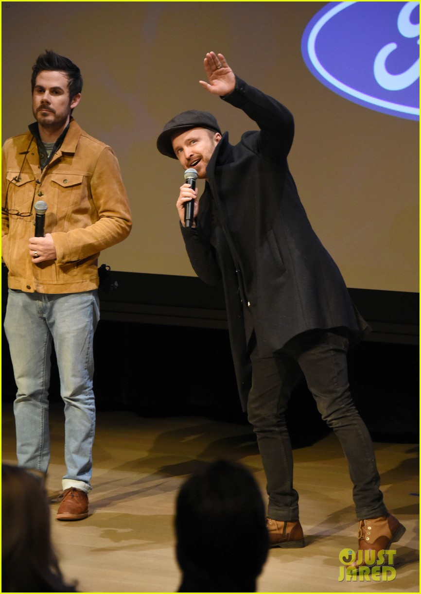 aaron paul daughter story sun valley film festival 074257660
