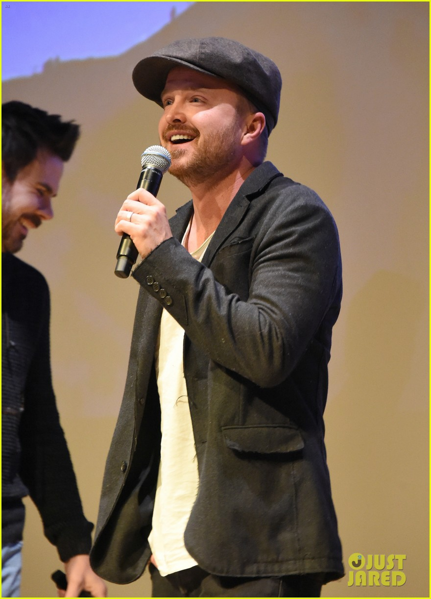 aaron paul daughter story sun valley film festival 08