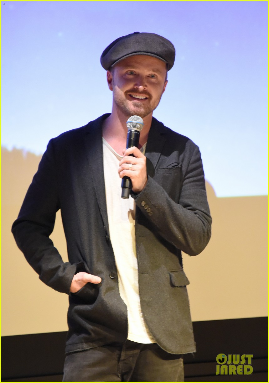 aaron paul daughter story sun valley film festival 09