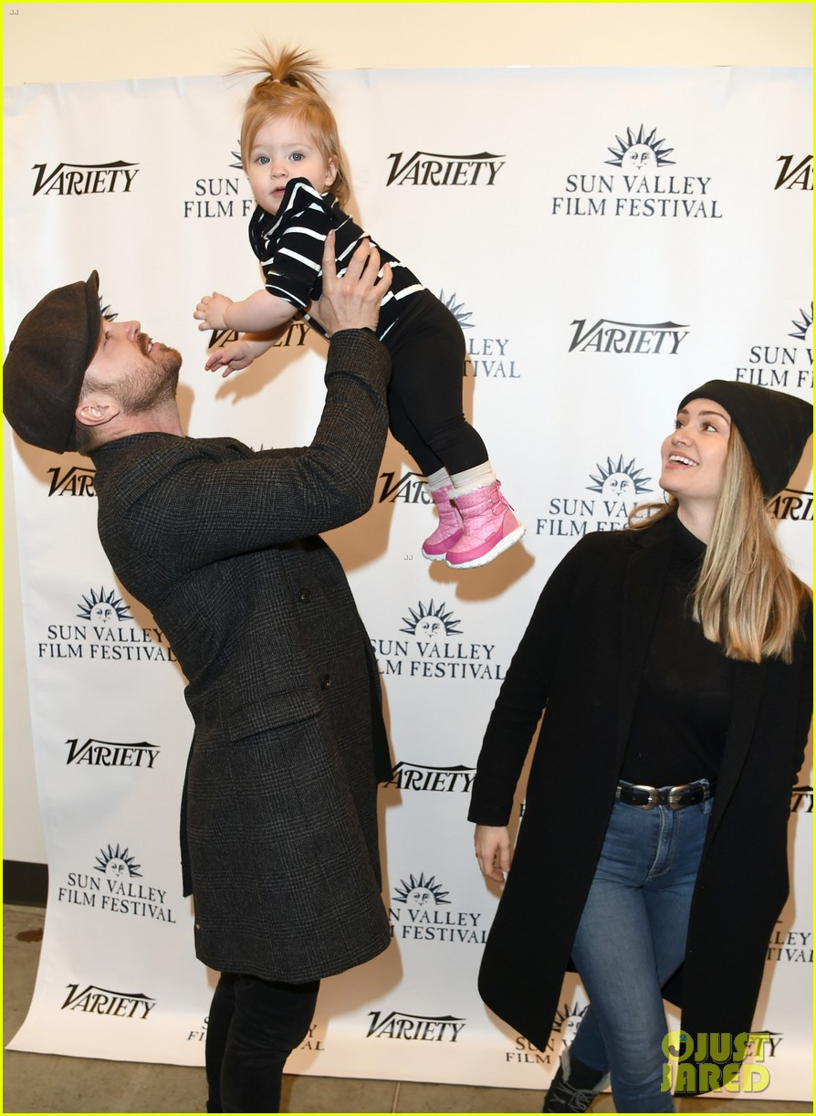 aaron paul daughter story sun valley film festival 16
