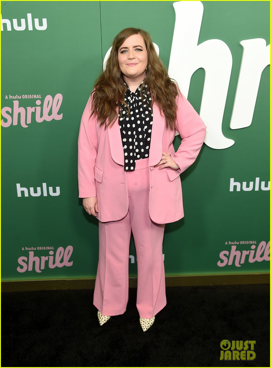 aidy bryant premieres new show shrill in nyc 014256560