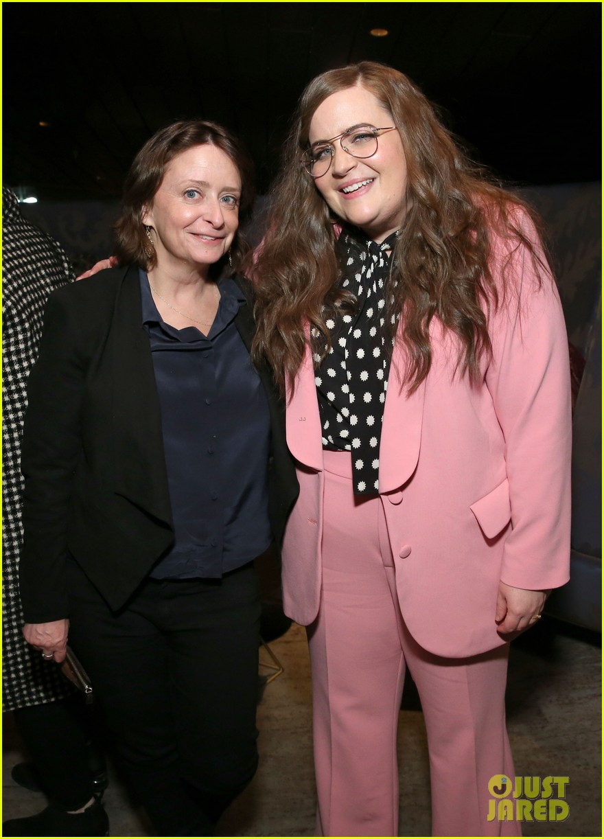 aidy bryant premieres new show shrill in nyc 054256564