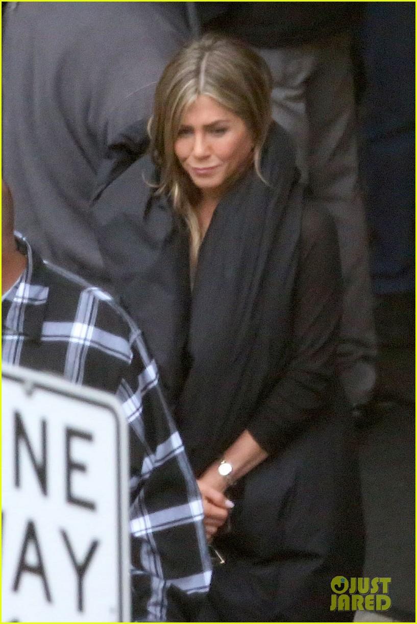 Jennifer Aniston & Adam Sandler Film 'Murder Mystery