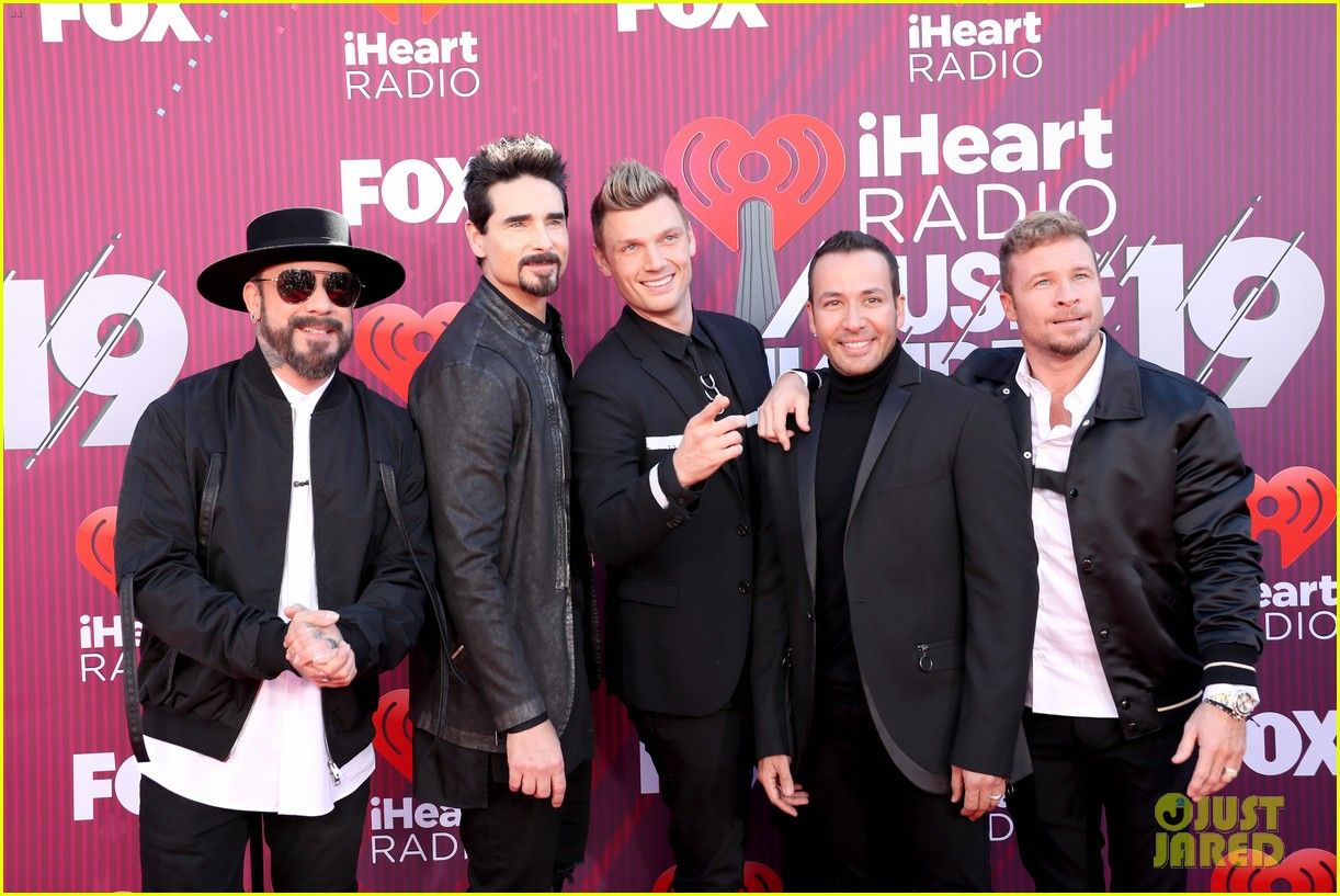 backstreet boys iheart radio music awards 014257052