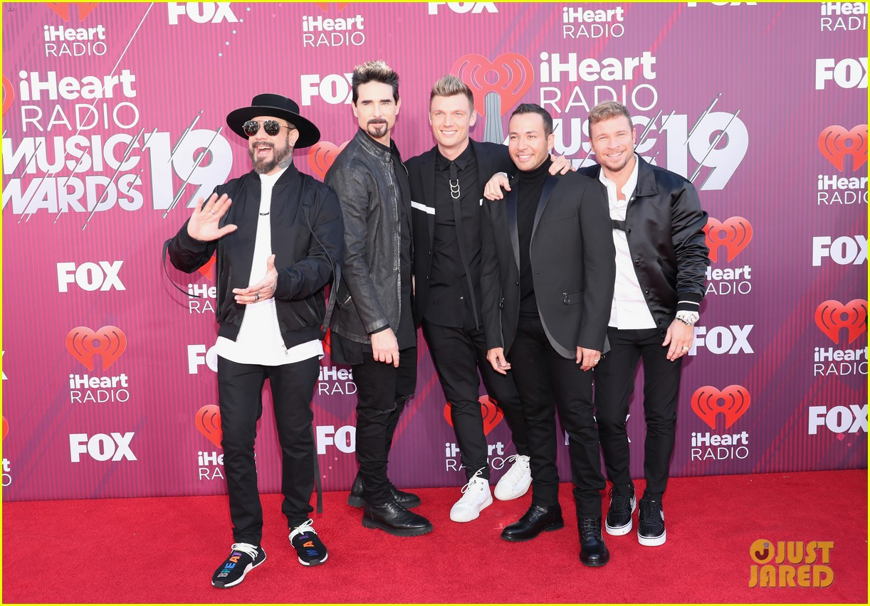 backstreet boys iheart radio music awards 034257054