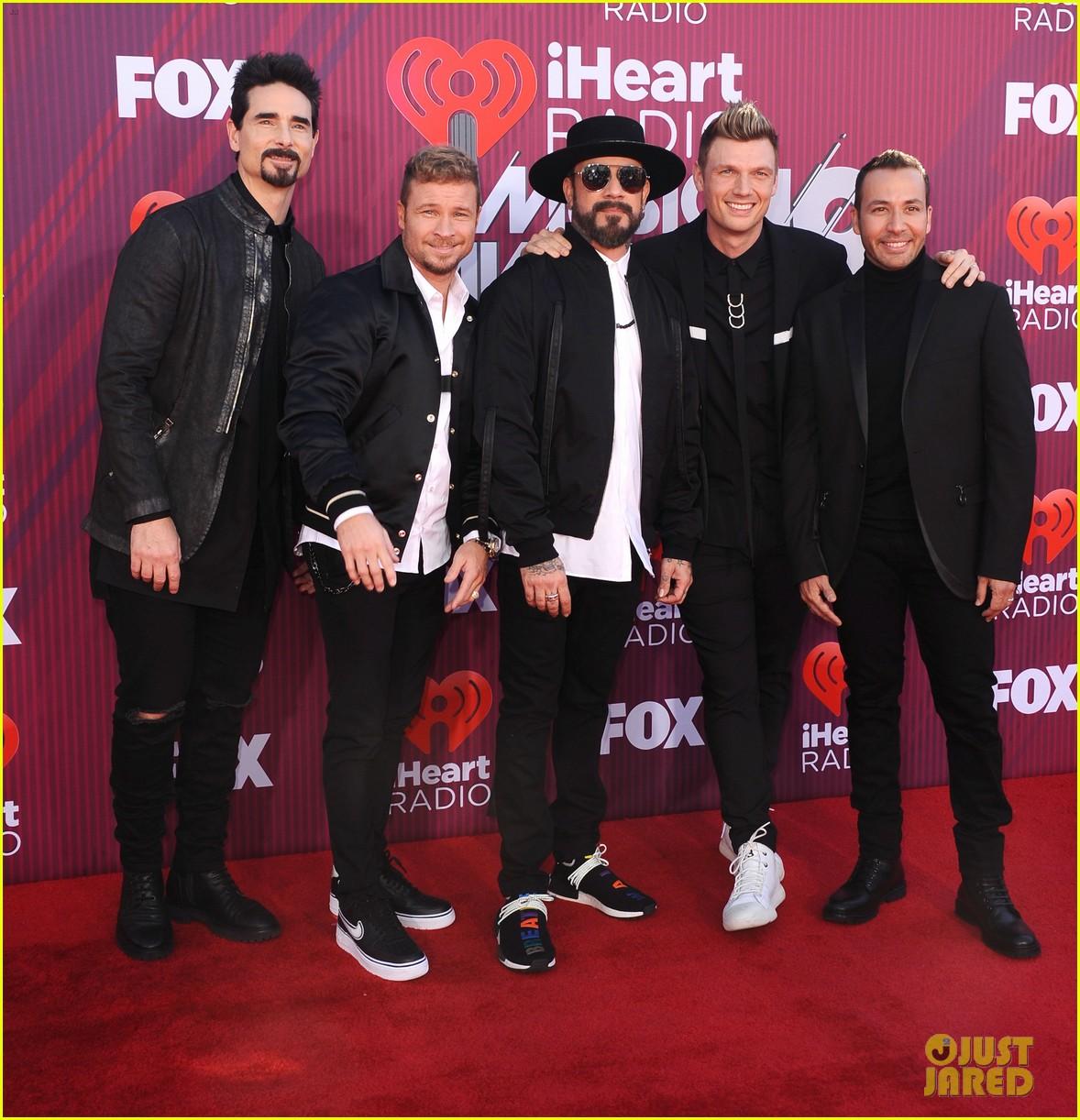 backstreet boys iheart radio music awards 054257056
