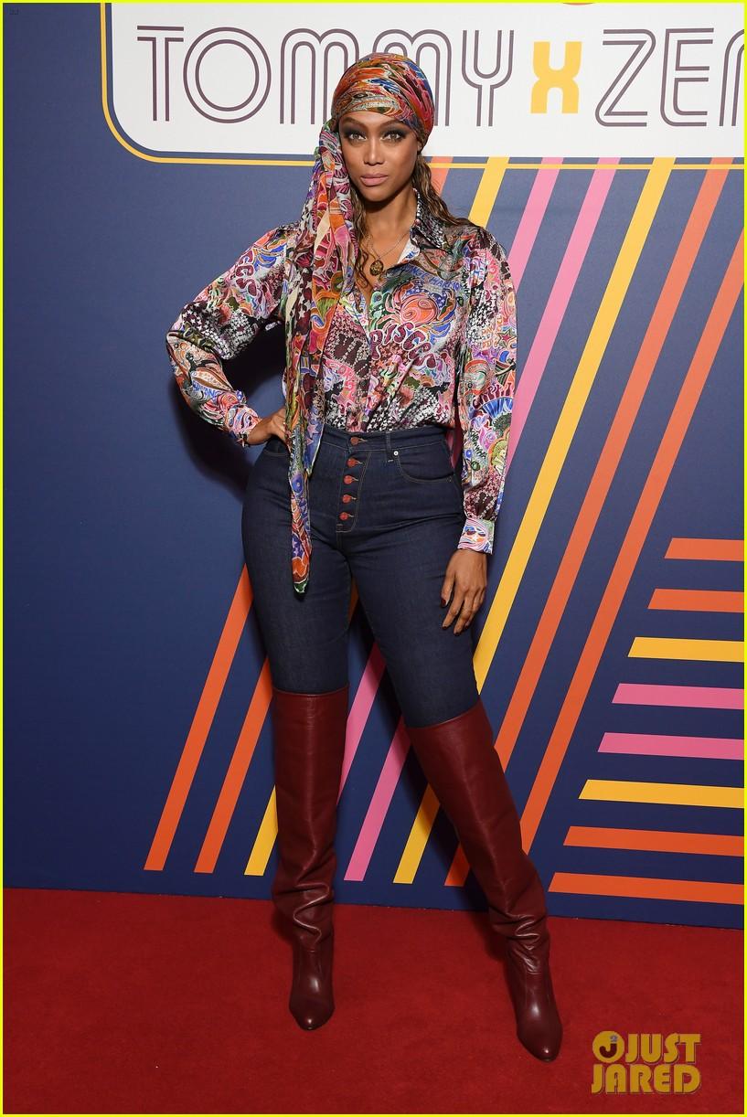 tyra banks janelle monae tommy x zendaya fashion show 03