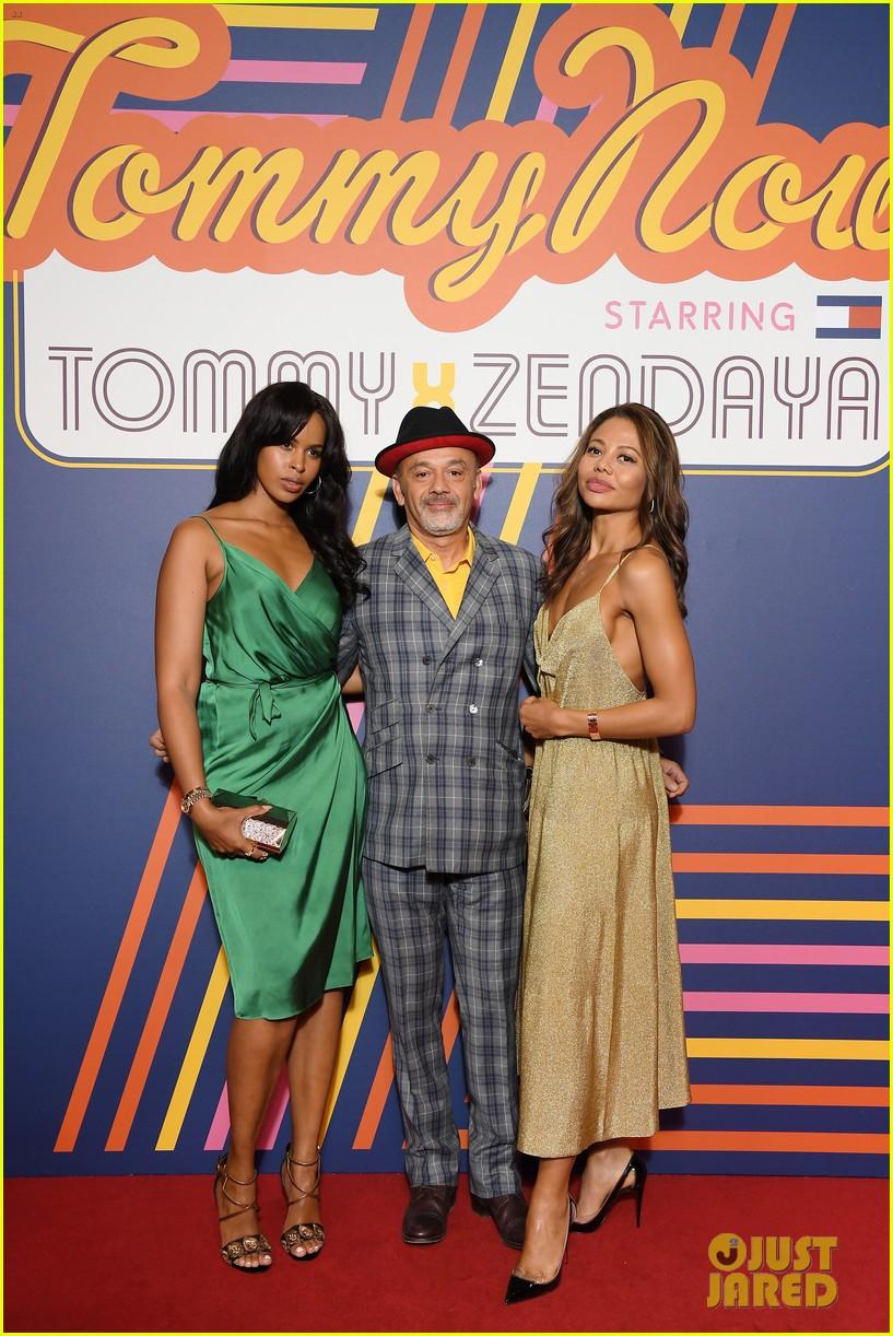 tyra banks janelle monae tommy x zendaya fashion show 21
