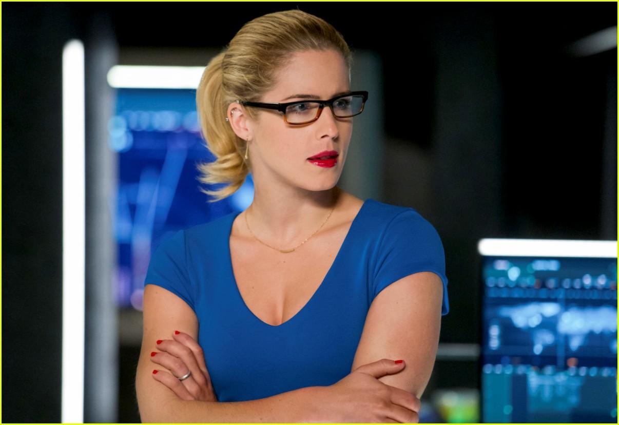 Emily Bett Rickards Leaving 'Arrow' Before the Final