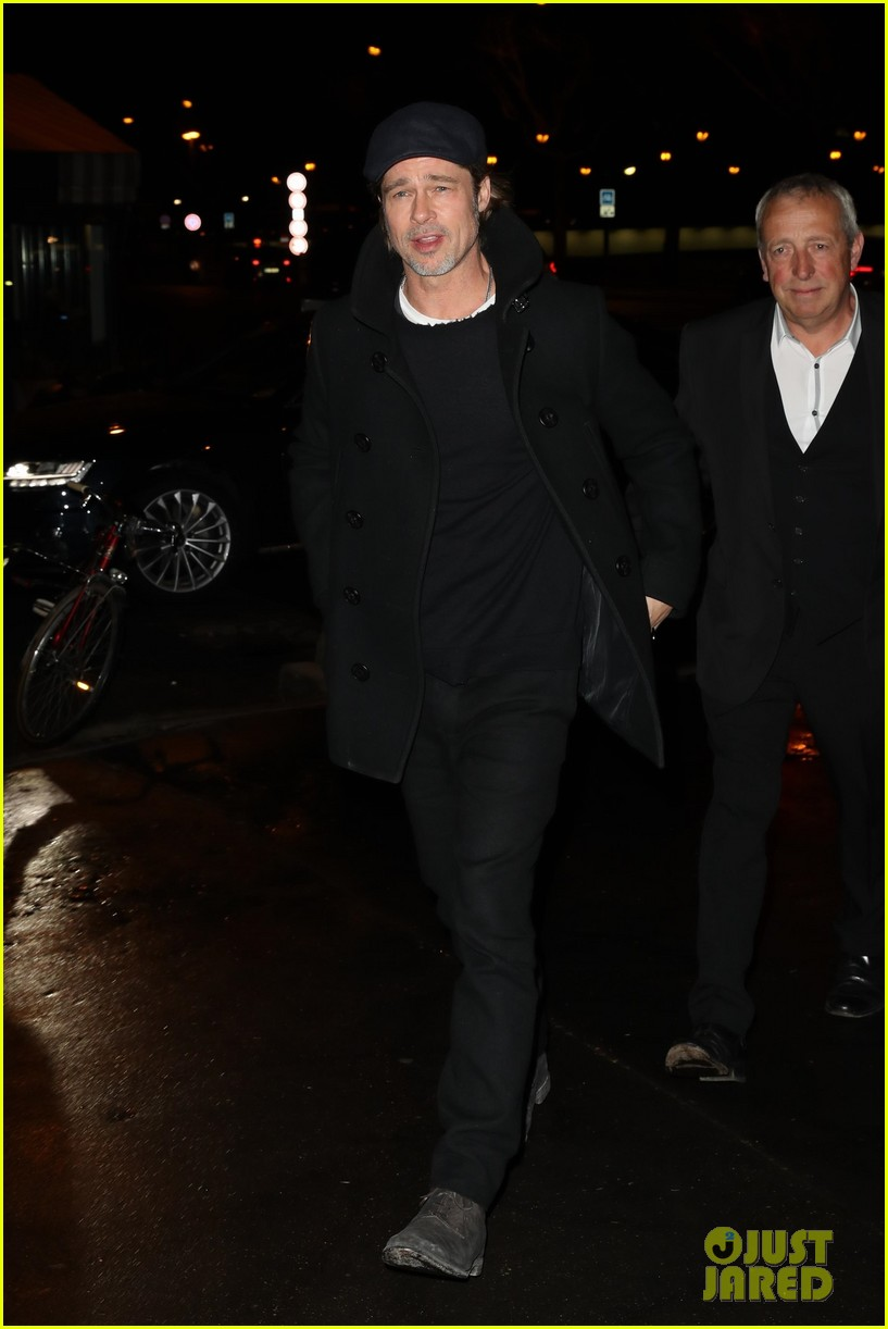 brad pitt paris march 2019 044255758
