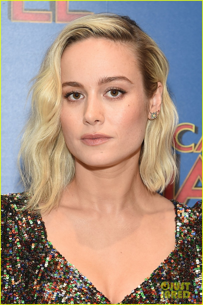 brie larson captain marvel nyc march 2019 014252864