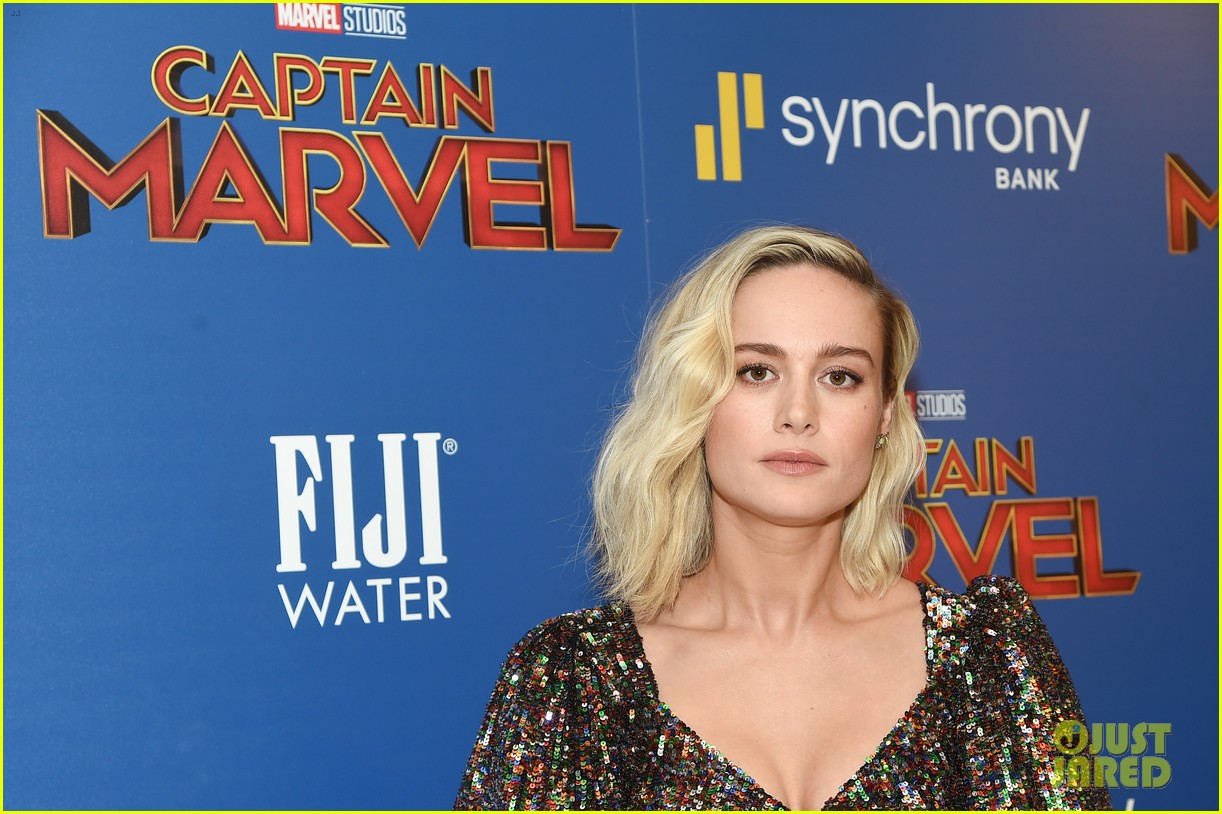 brie larson captain marvel nyc march 2019 044252870