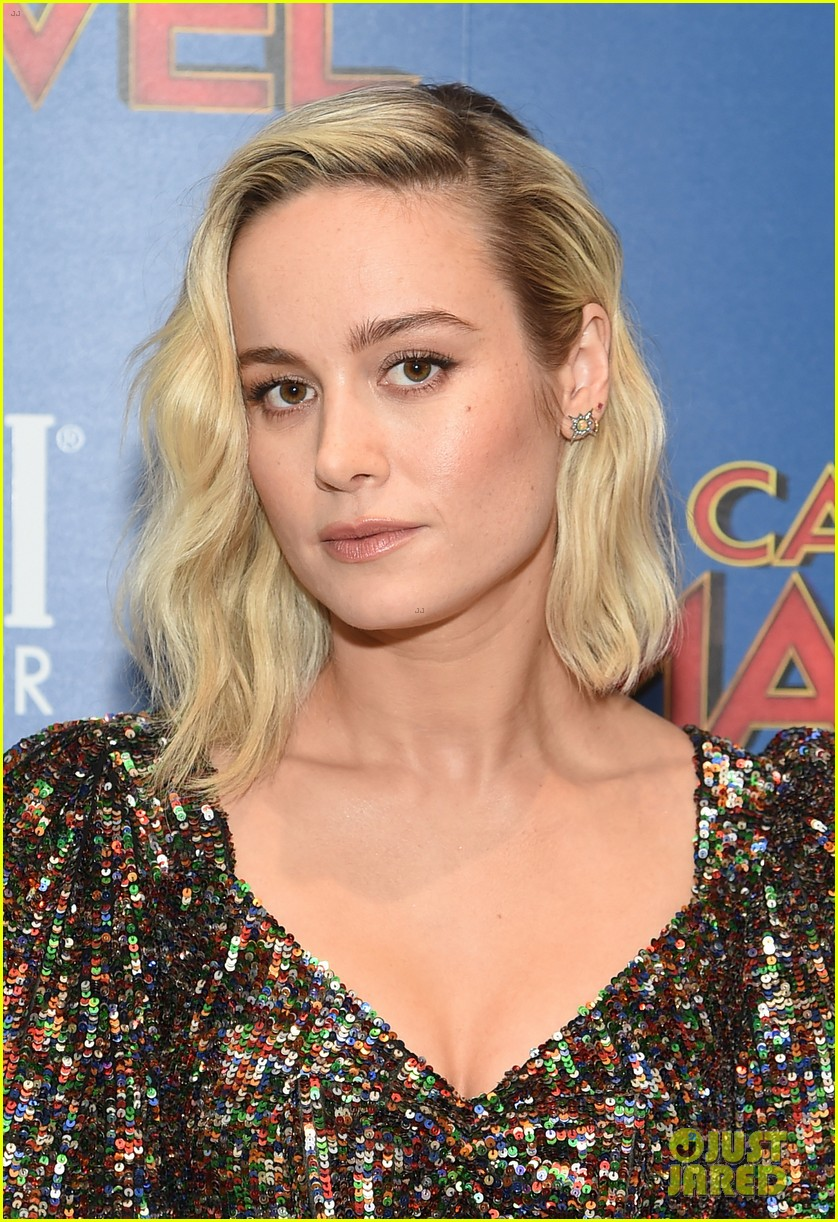 brie larson captain marvel nyc march 2019 064252872