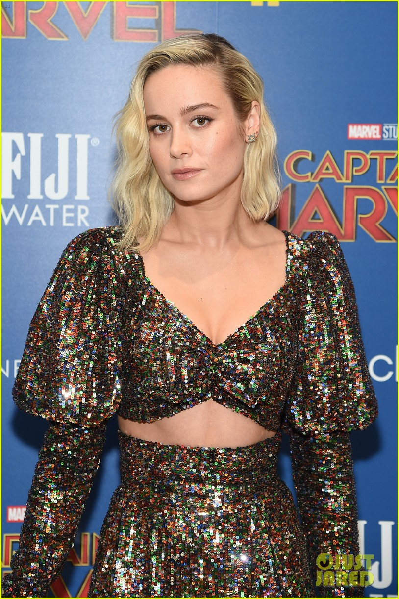 brie larson captain marvel nyc march 2019 074252873