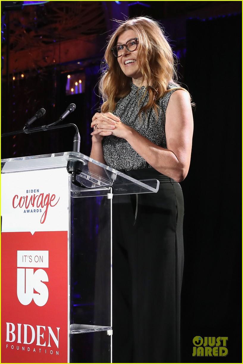 connie britton biden courage awards 04