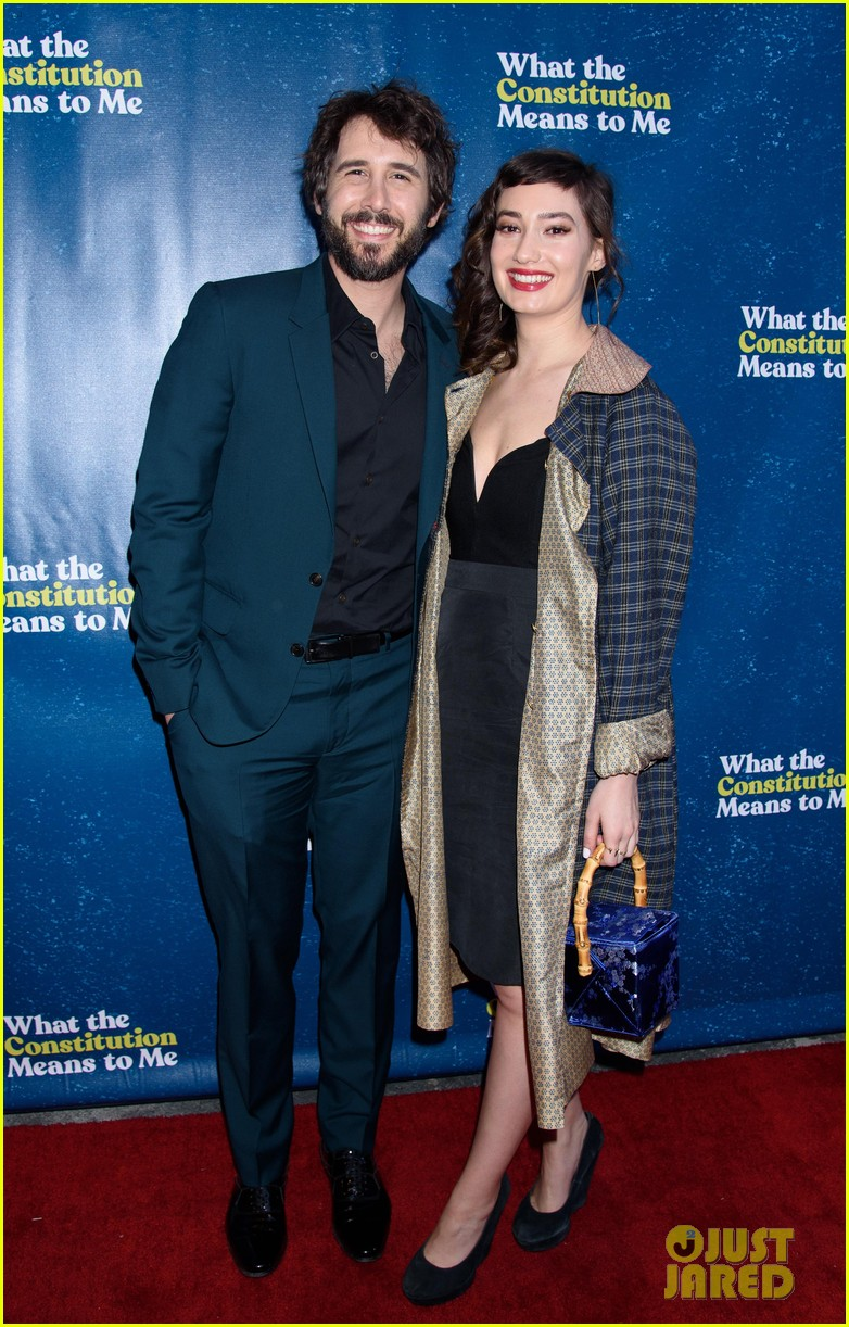 rachel brosnahan jason ralph what the constitution means to me bway opening night 06