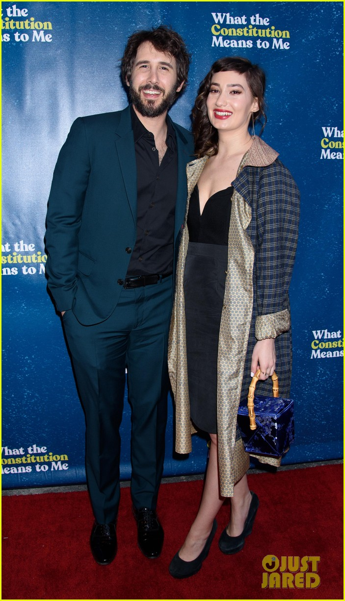 rachel brosnahan jason ralph what the constitution means to me bway opening night 13
