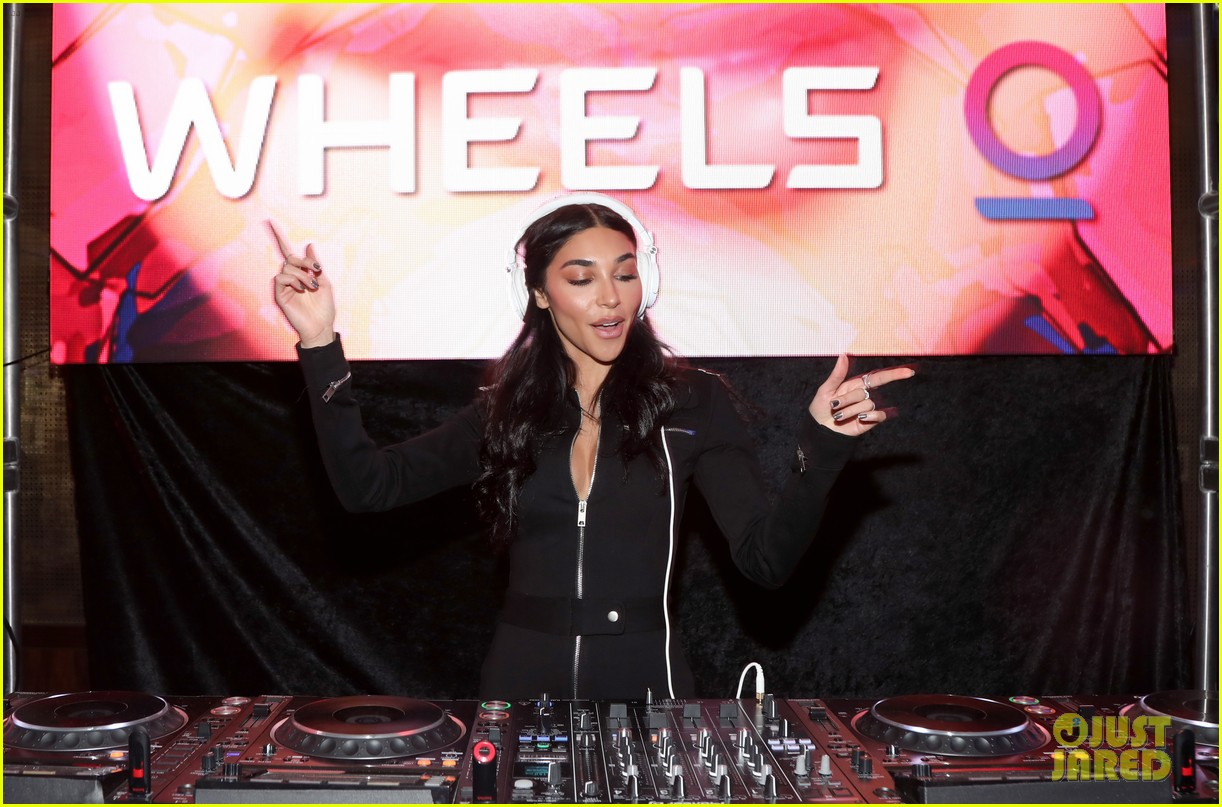 chainsmokers nicole scherzinger wheels launch party 06