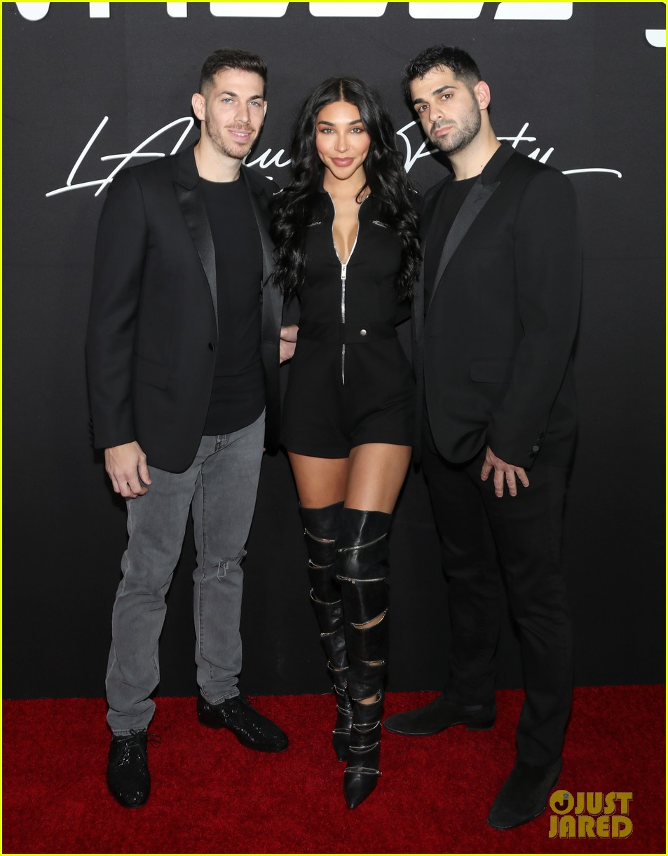 chainsmokers nicole scherzinger wheels launch party 18