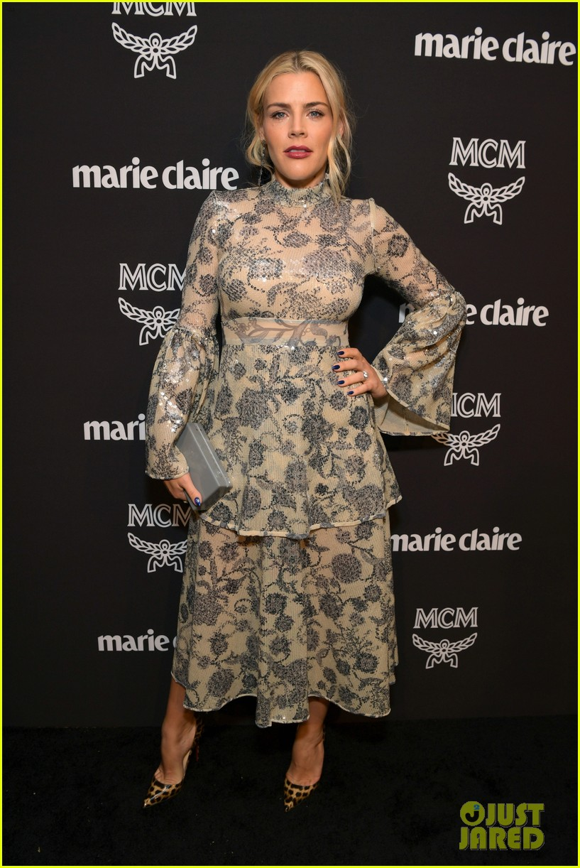 jessica chastain busy philipps marie claire changemakers 15