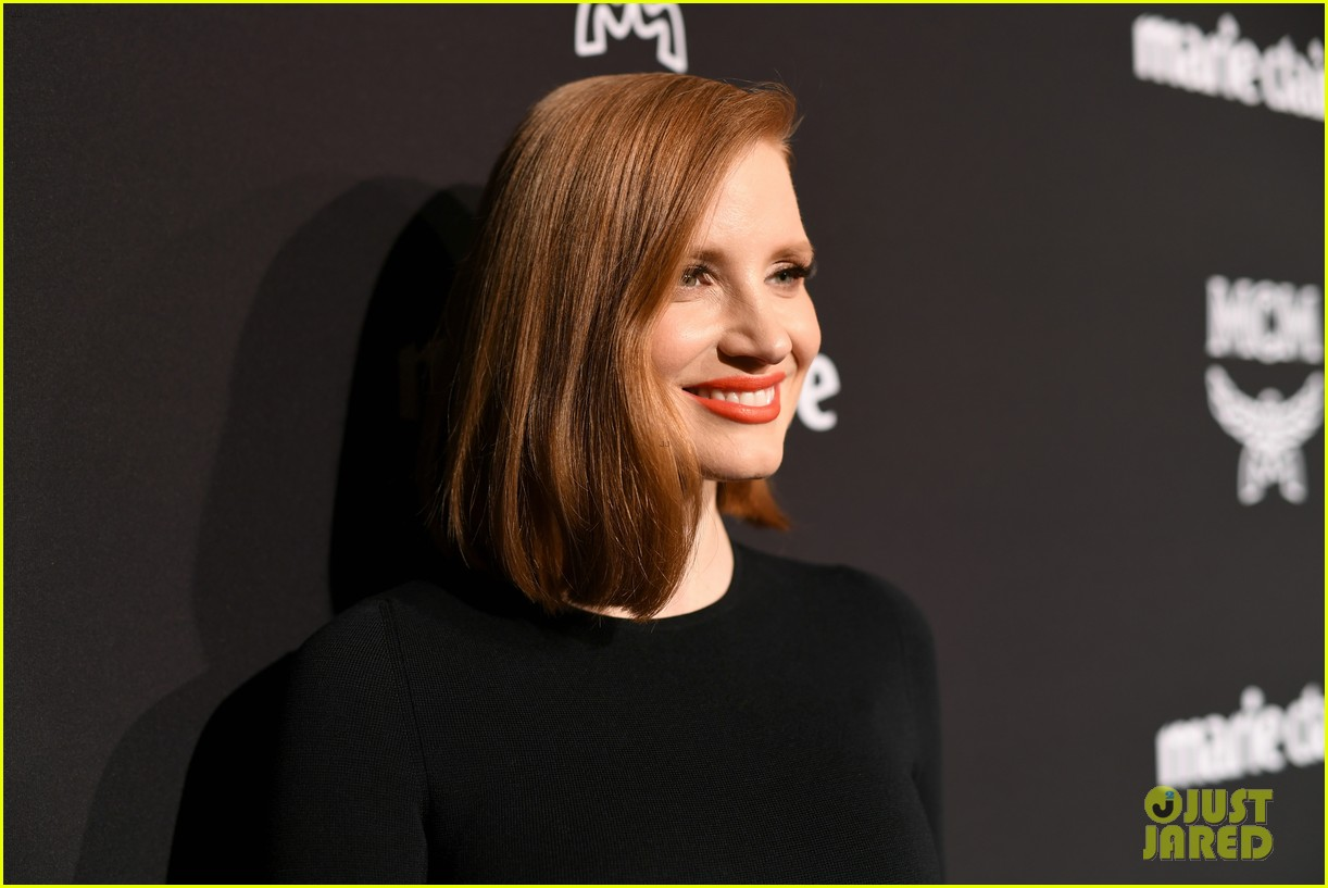 jessica chastain busy philipps marie claire changemakers 17