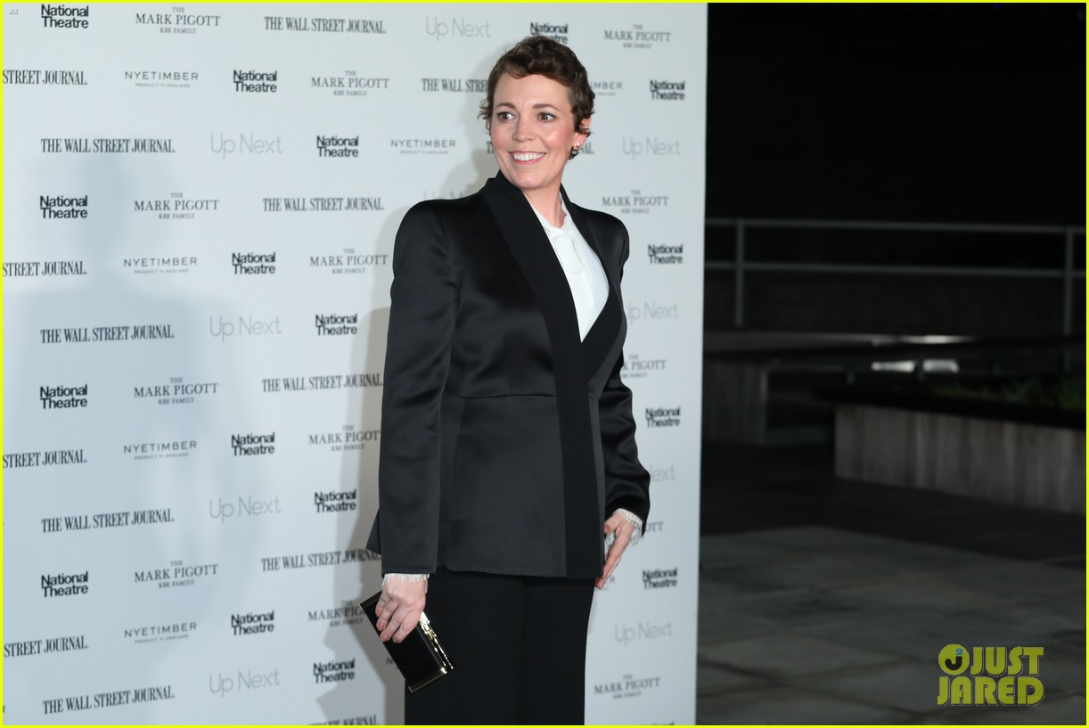olivia colman cate blanchett show support for national theatres up next gala 2019 01
