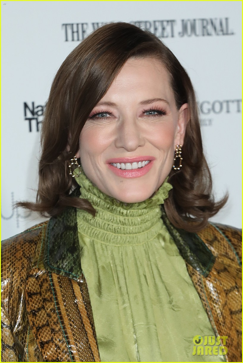 olivia colman cate blanchett show support for national theatres up next gala 2019 10