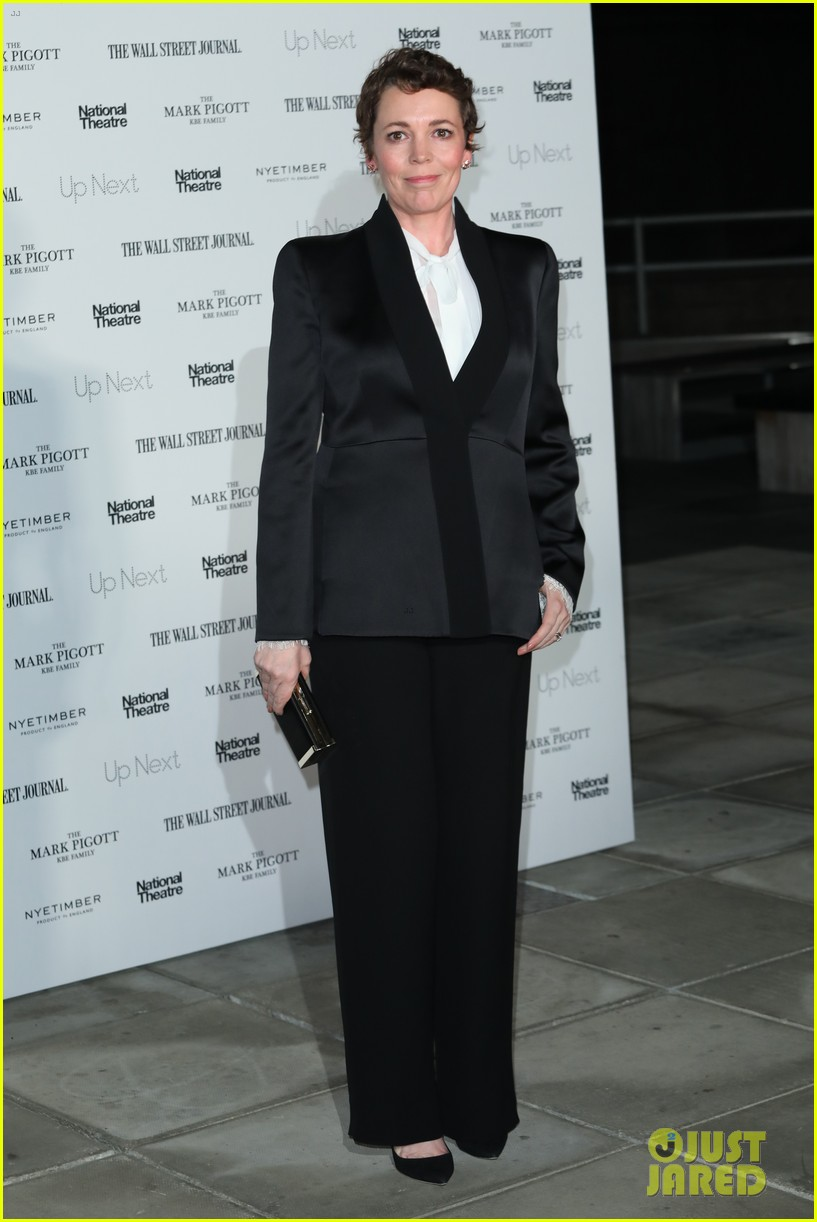 olivia colman cate blanchett show support for national theatres up next gala 2019 12