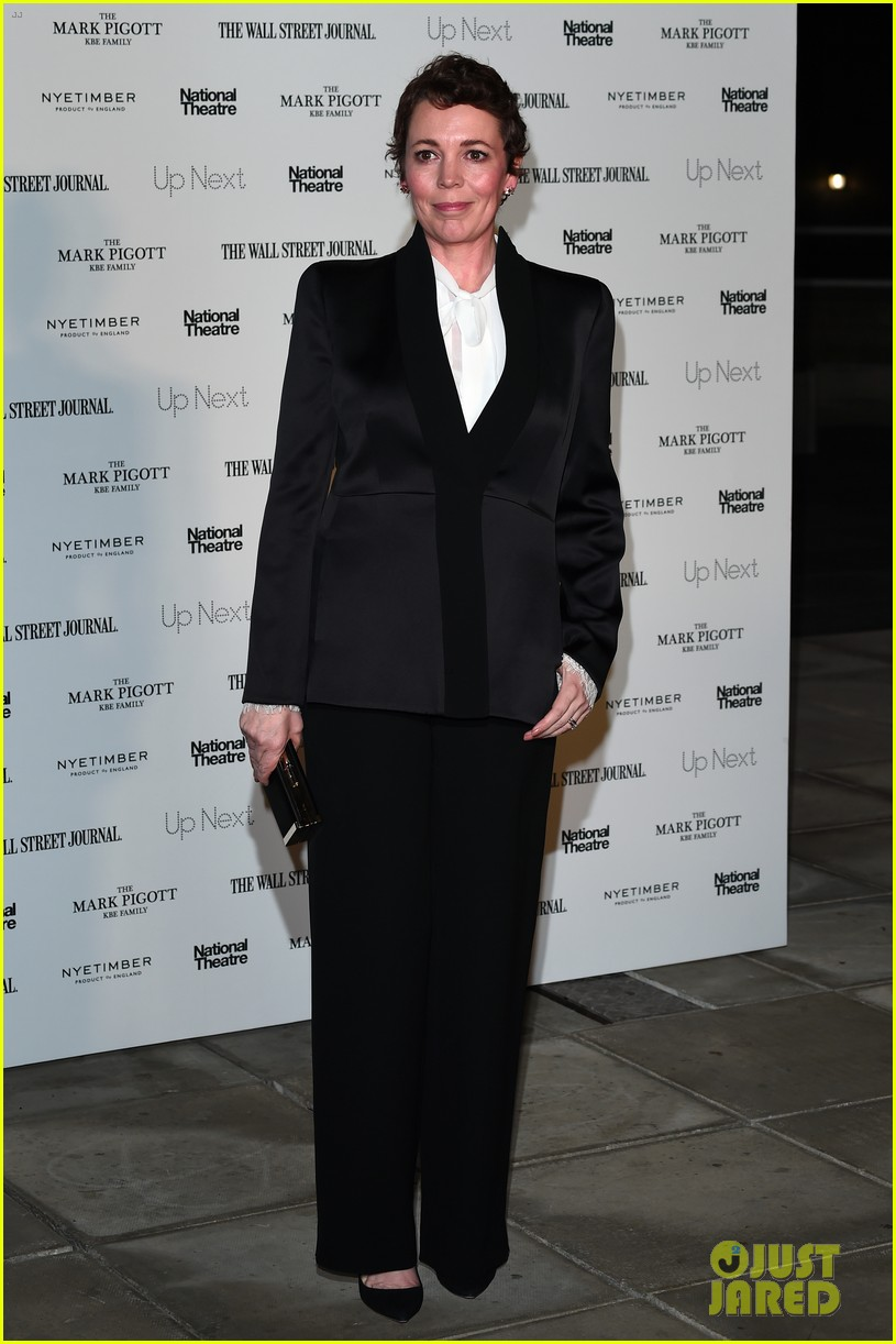 olivia colman cate blanchett show support for national theatres up next gala 2019 14