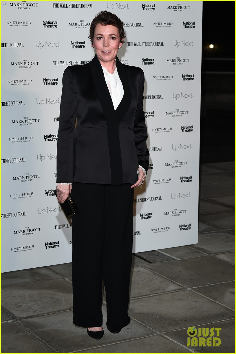 olivia colman cate blanchett show support for national theatres up next gala 2019 15