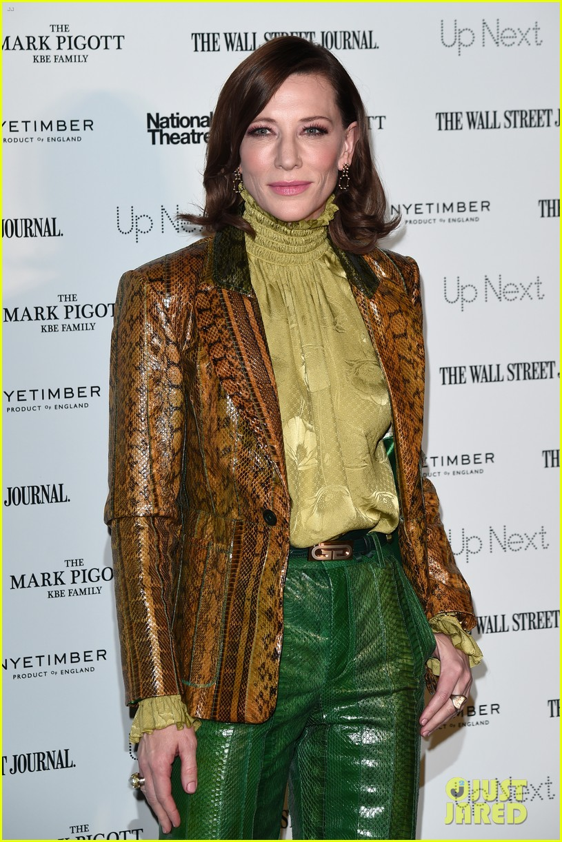 olivia colman cate blanchett show support for national theatres up next gala 2019 21
