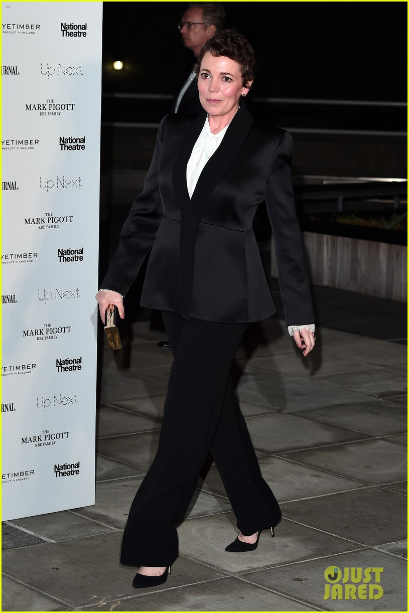 olivia colman cate blanchett show support for national theatres up next gala 2019 22
