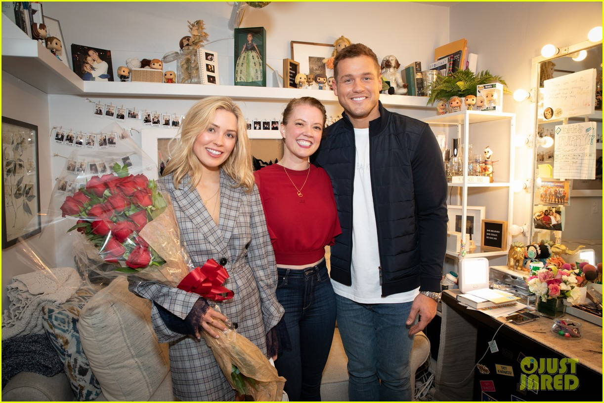 colton underwood cassie randolph broadway date 034257292