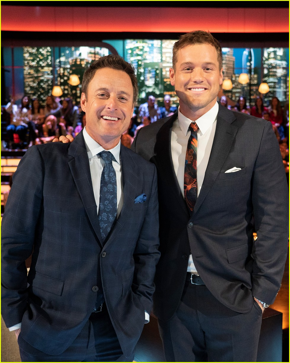 colton underwood the bachelor women tell all 034252273