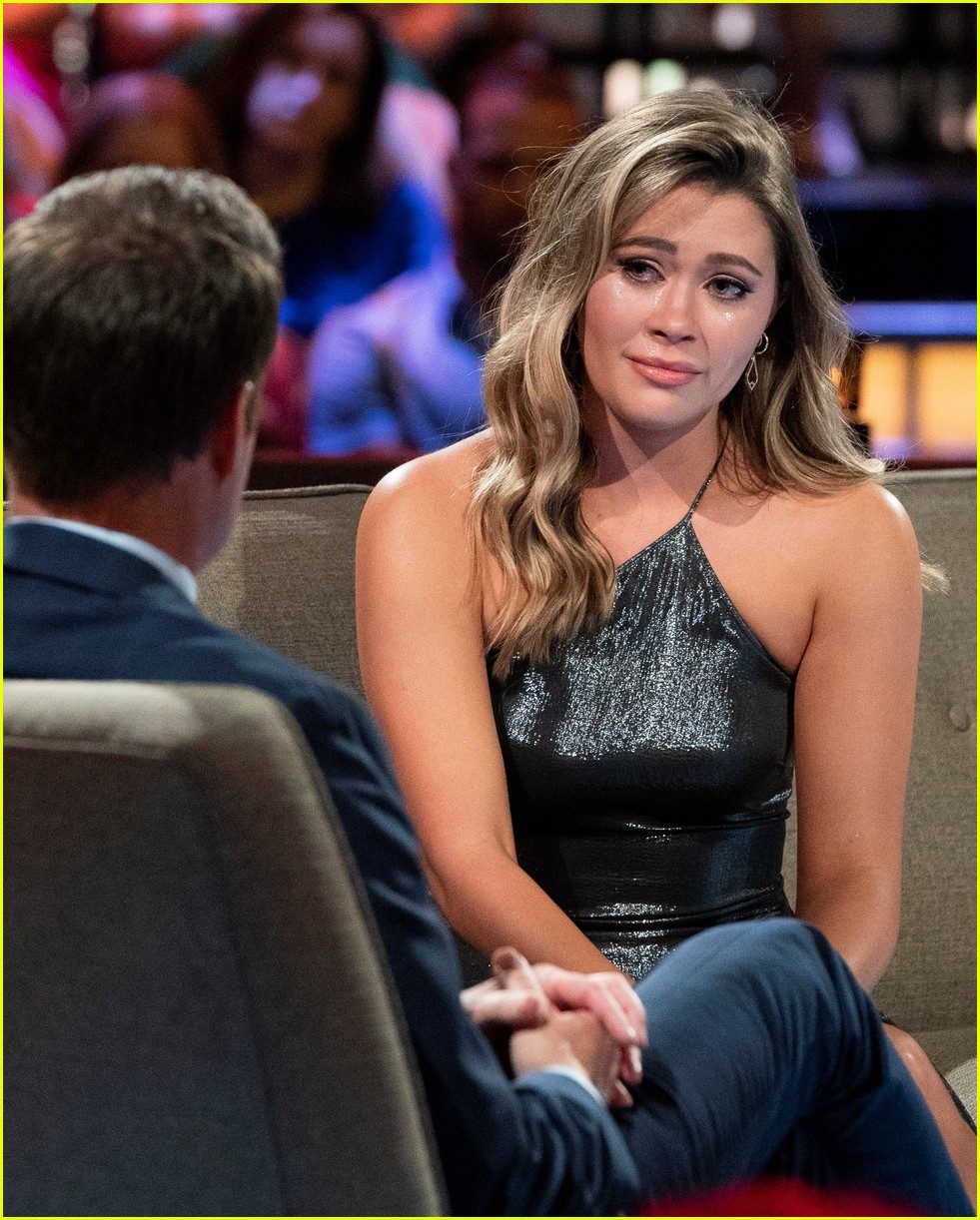 colton underwood the bachelor women tell all 044252274