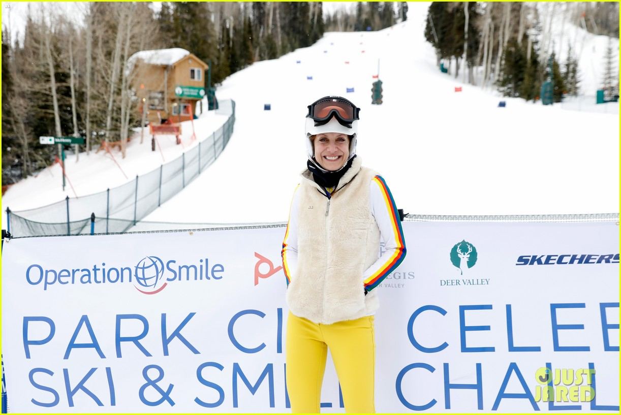 wilmer valderrama darren criss show their support at operation smile ski trip 154261651