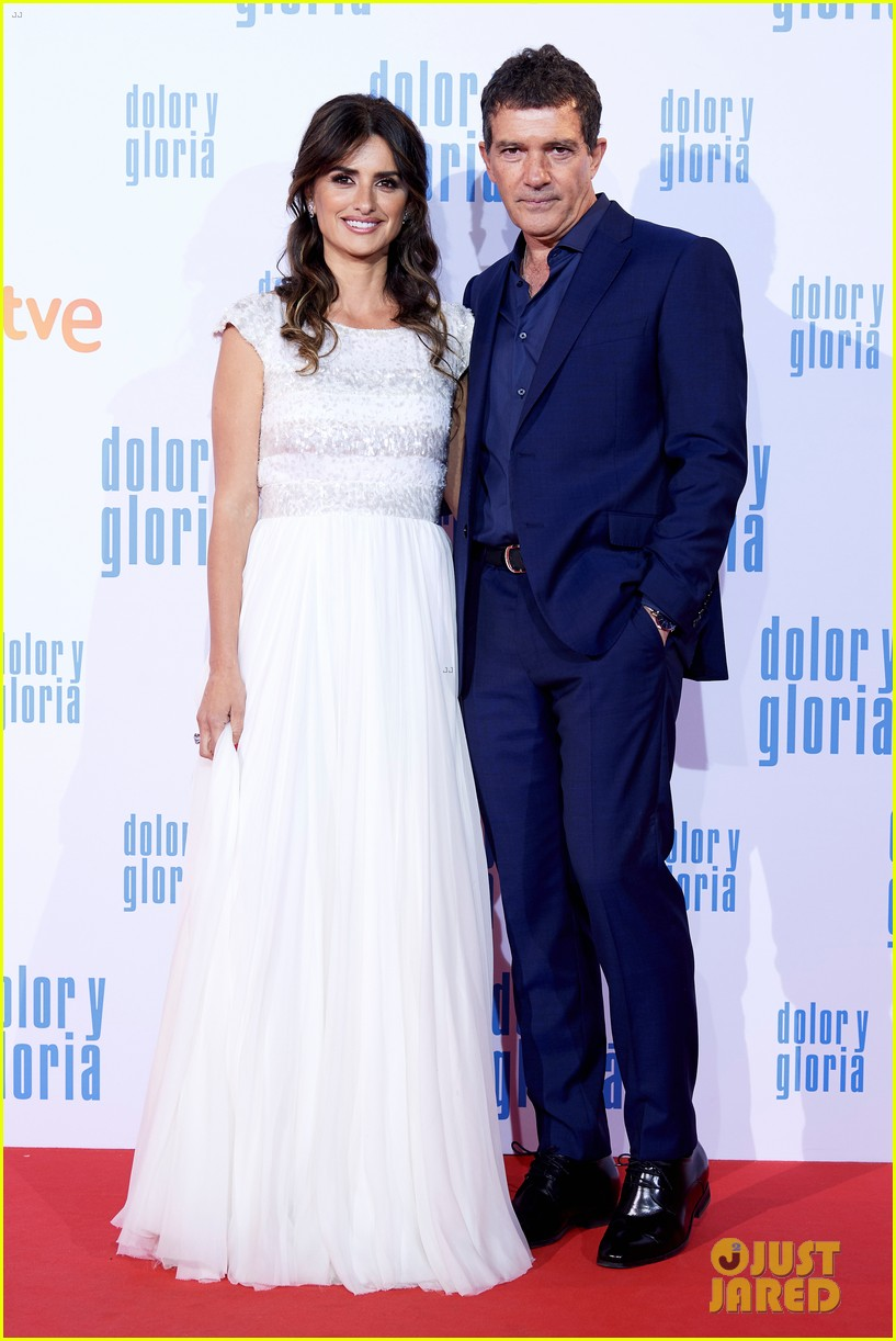penelope cruz antonio banderas premiere dolor y gloria in madrid 10