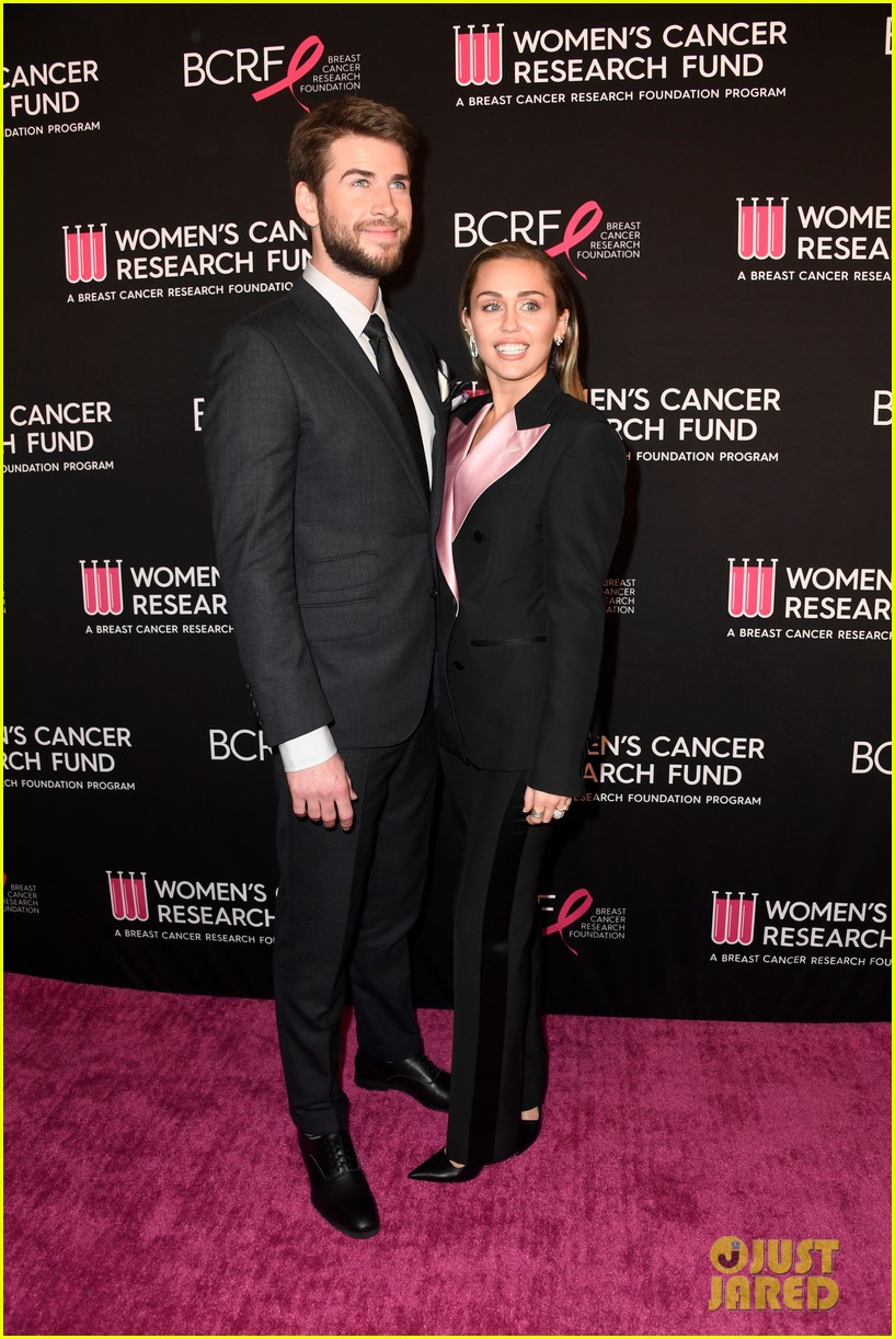 miley cyrus liam hemsworth an unforgettable evening 01