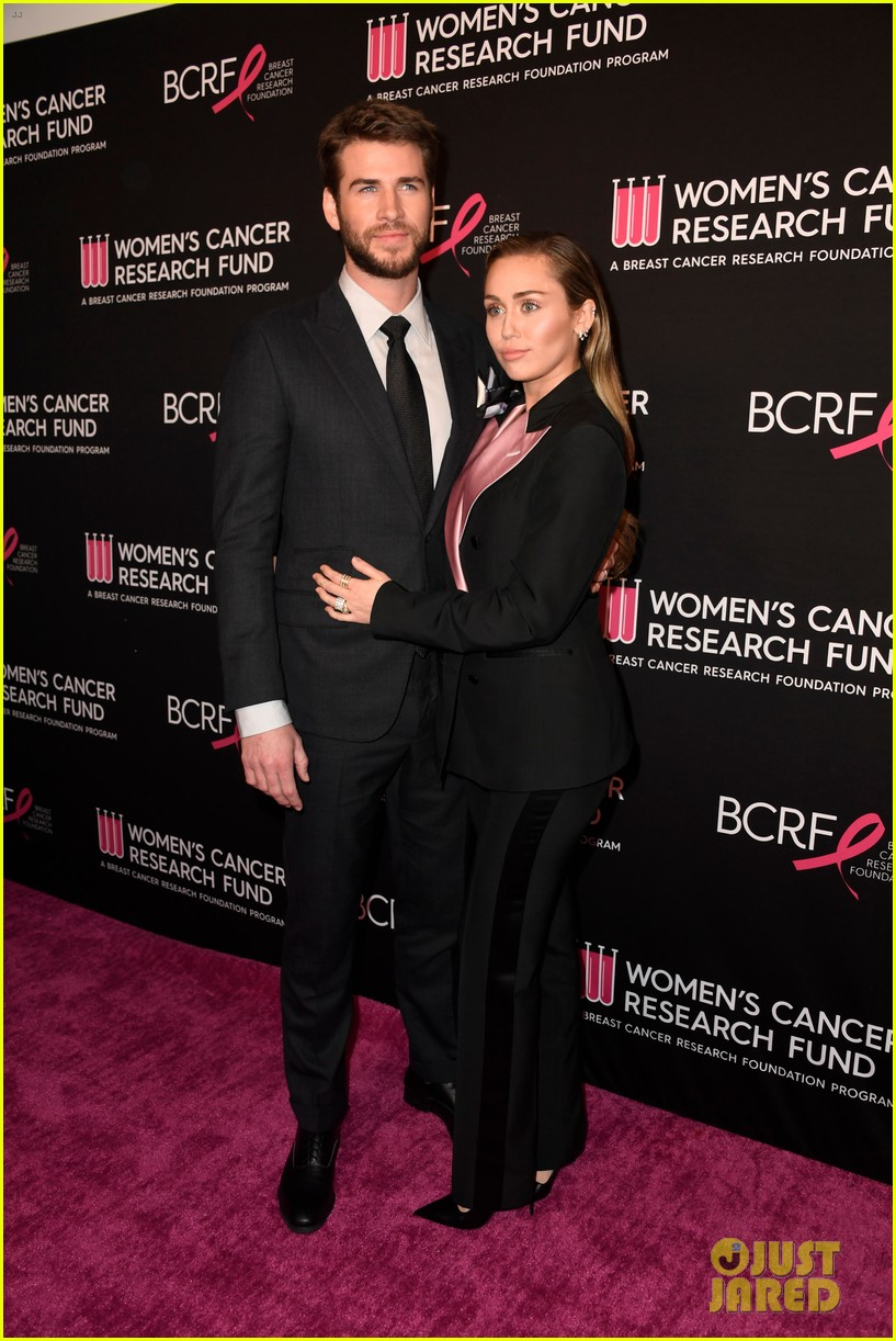 miley cyrus liam hemsworth an unforgettable evening 10