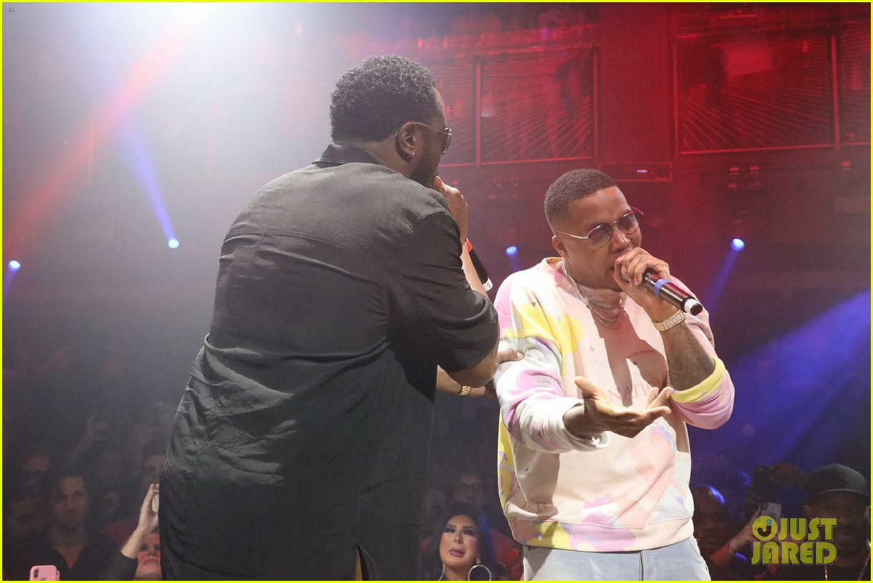 diddy nas celebrate notorious b i g on anniversary of his death 084254890