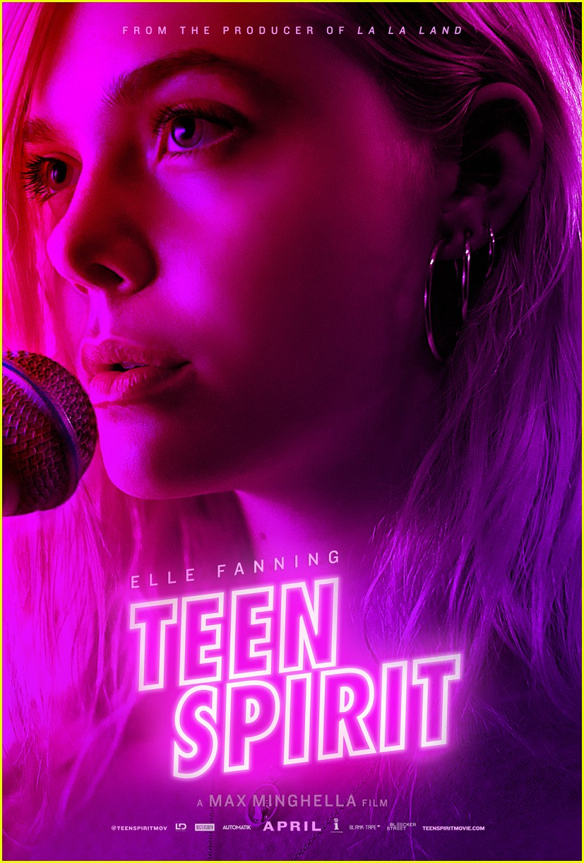 elle fanning sings robyns dancing on my own in teen spirit clip 014256467