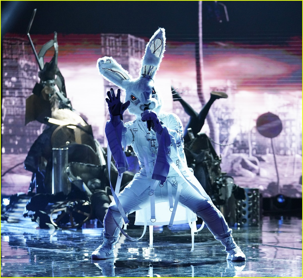 joey fatone rabbit tattoo 024255854