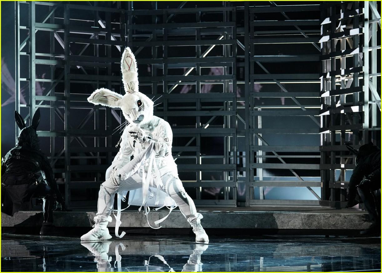 joey fatone rabbit tattoo 044255856