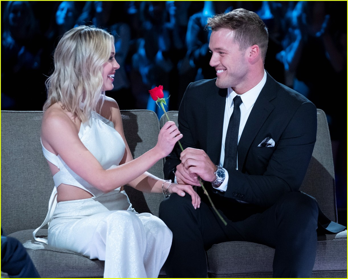 colton underwood cassie randolph the bachelor finale 034255984