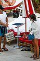 james franco girlfriend miami beach vacation 81