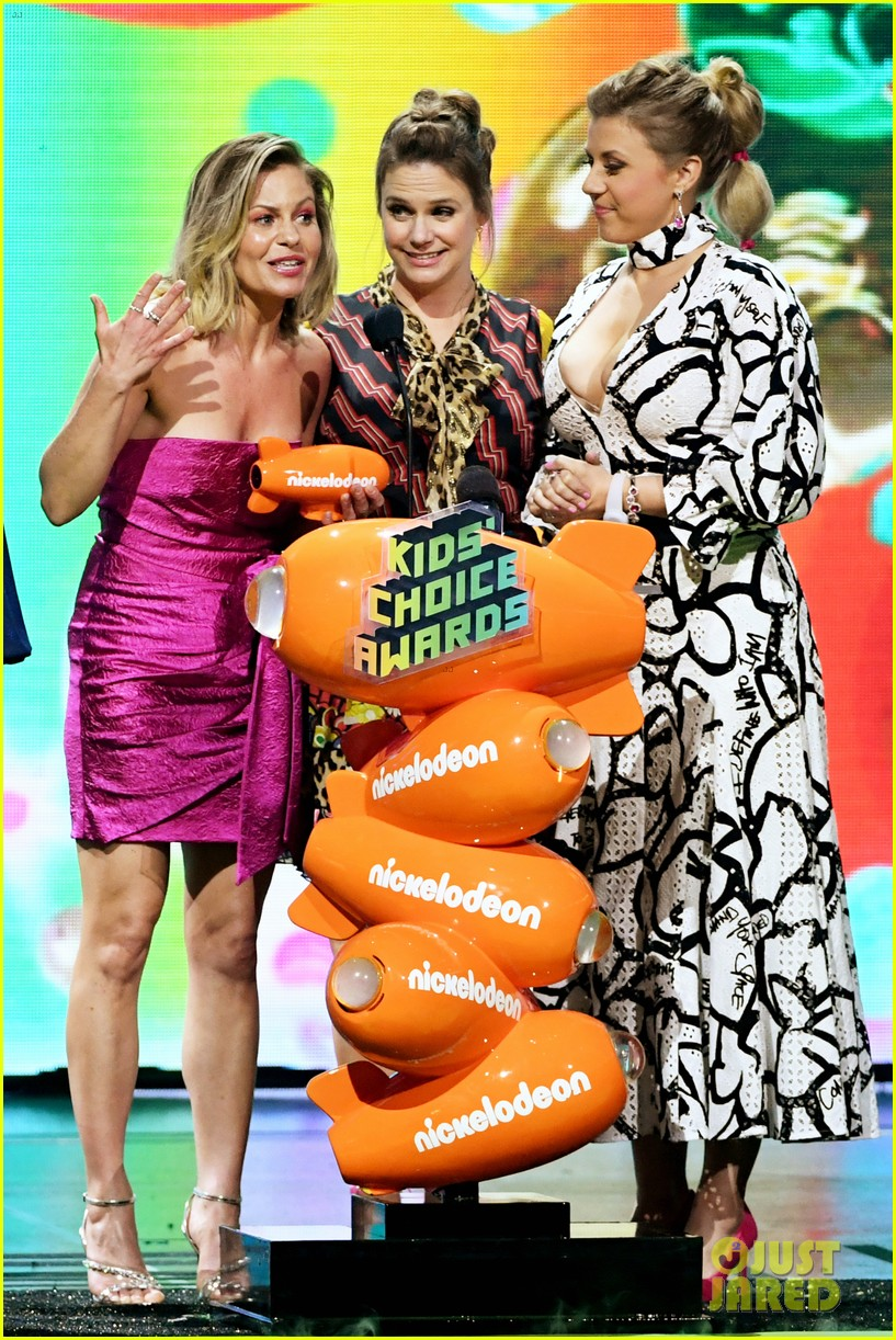 fuller house kids choice awards 2019 034261567